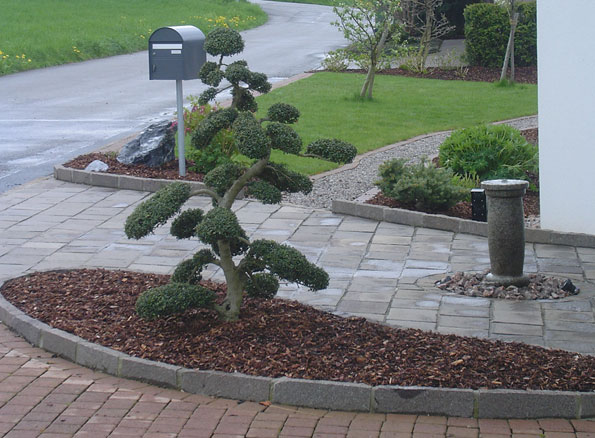 Whirlpool for Whirlpool garten mit bonsai wohnung